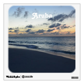 Aruba Perfection Room Sticker