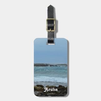 Aruba perfecto etiquetas bolsas