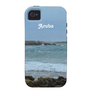 Aruba perfecto iPhone 4/4S funda