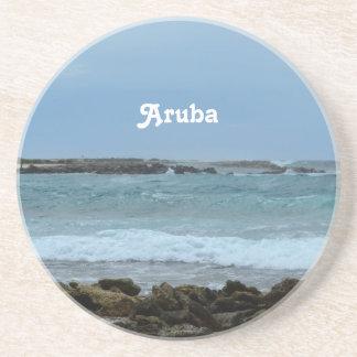 Aruba perfecto posavasos cerveza