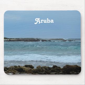 Aruba perfecto tapete de raton