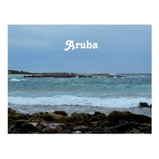 Aruba perfecto postal