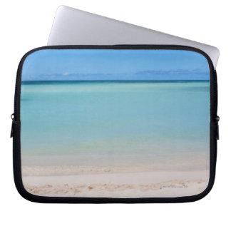 Aruba, playa y mar 3 mangas portátiles
