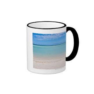 Aruba, playa y mar 3 taza de café
