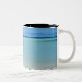 Aruba, playa y mar 3 tazas de café