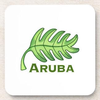 Aruba Posavasos De Bebidas