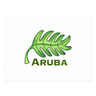 Aruba Post Card