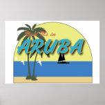 Aruba Poster