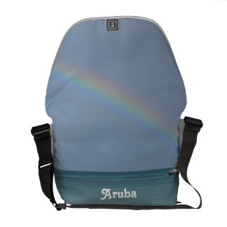 Aruba Rainbow Courier Bag