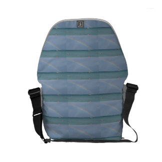 Aruba Rainbow Small Messenger Bag