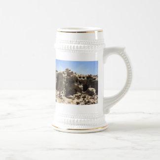 Aruba Rock Formation Beer Stein