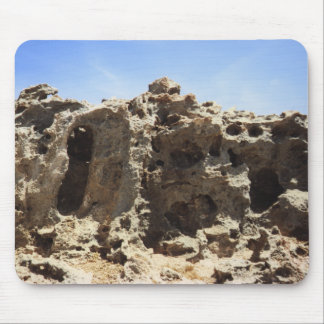 Aruba Rock Formation Mouse Pad