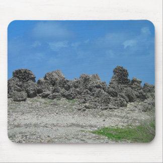 Aruba Rocks Mouse Pad