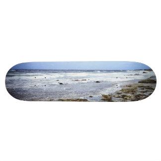 Aruba Rocky Ocean Skateboard Deck