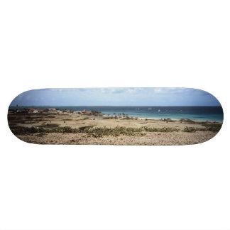 Aruba Rocky Ocean View Skate Deck