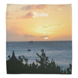 Aruba Setting Sun Bandana