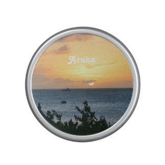 Aruba Setting Sun Bluetooth Speaker