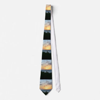 Aruba Setting Sun Neck Tie