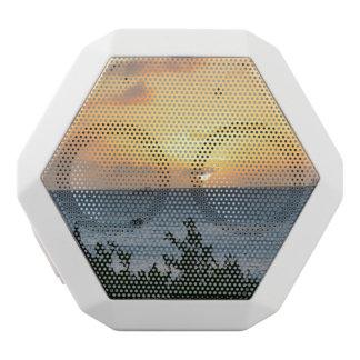 Aruba Setting Sun White Bluetooth Speaker