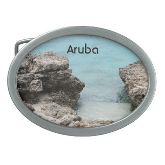 Aruba Shore Belt Buckle