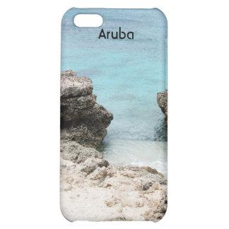 Aruba Shore iPhone 5C Covers