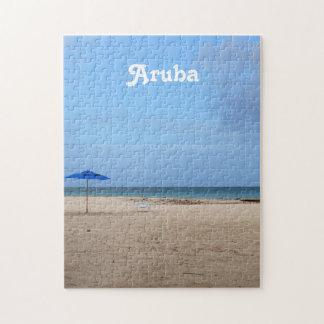 Aruba Solitude Jigsaw Puzzle