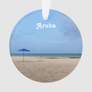 Aruba Solitude Ornament