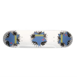 Aruba Star Skate Boards