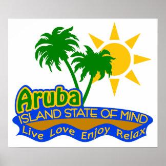 Aruba State of Mind poster