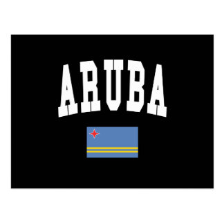 Aruba Style Post Card