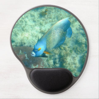 Aruba Underwater photo of Fish Gel Mouse Pad
