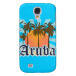 Aruba vara puesta del sol funda para galaxy s4