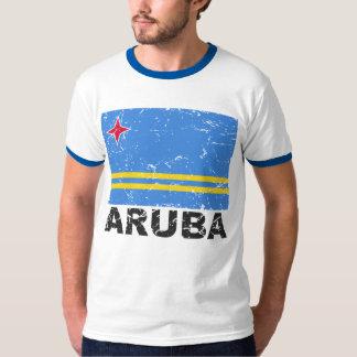 Aruba Vintage Flag T-Shirt