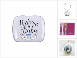Aruba Wedding Favors & Gifts