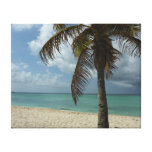 Aruban Beach I Beautiful Nature Scene Canvas Print