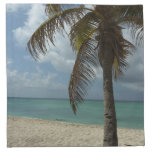 Aruban Beach I Beautiful Nature Scene Cloth Napkin