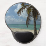 Aruban Beach I Beautiful Nature Scene Gel Mouse Pad