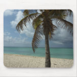 Aruban Beach I Beautiful Nature Scene Mouse Pad
