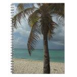 Aruban Beach I Beautiful Nature Scene Notebook