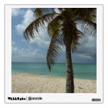 Aruban Beach I Beautiful Nature Scene Wall Sticker