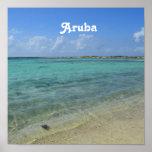 Aruban Beach Posters