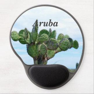 Aruban Cactus Gel Mousepad