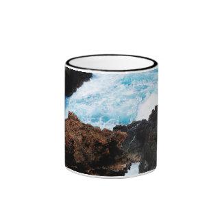 Aruban Coast Ringer Coffee Mug