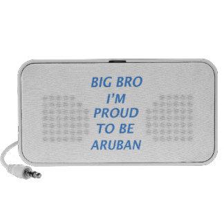 Aruban design mini speaker