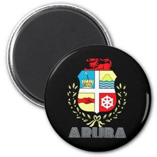 Aruban Emblem Magnets