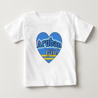 Aruban Girl Baby T-Shirt
