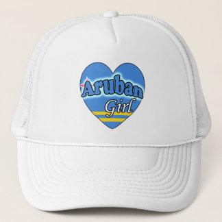 Aruban Girl Trucker Hat