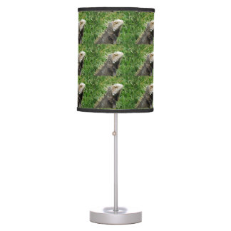 Aruban Lizard Desk Lamp