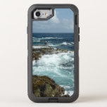 Aruba's Rocky Coast and Blue Ocean OtterBox Defender iPhone 7 Case