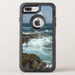 Aruba's Rocky Coast and Blue Ocean OtterBox Defender iPhone 7 Plus Case